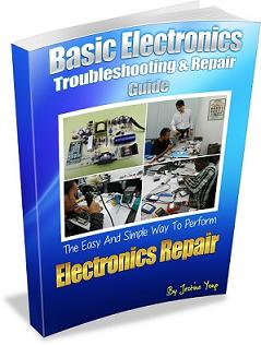 basic electronics repair ebook